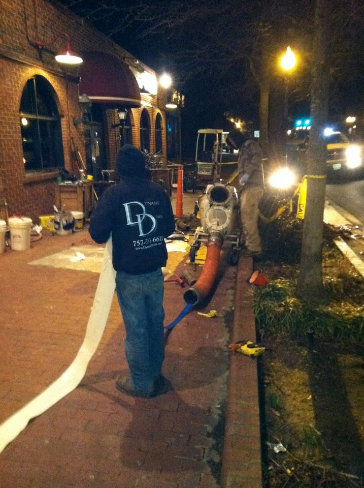 Pipe Rehabilitation Washington D.C.
