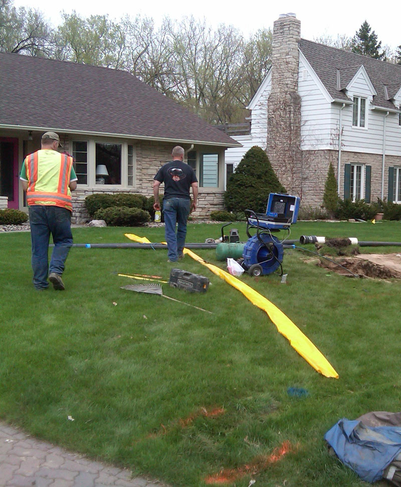 Trenchless Pipe Lining Bethesda