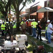 The Washington D.C. Agenda: To Protect Neighborhoods from Lead, Flooding and Sewer Overflows